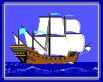 1987 Ship Galleon