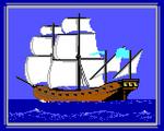 1987 Ship WarGalleon