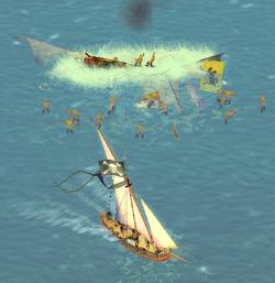 2004 NavalCombat CrewOverboard