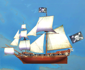 2004 Ship Brig