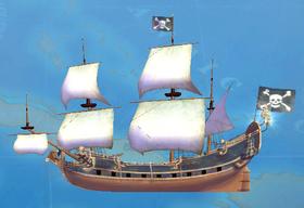 2004 Ship Merchantman