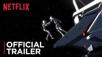 Knights Of Sidonia Official Trailer - Only on Netflix 4 July Netflix