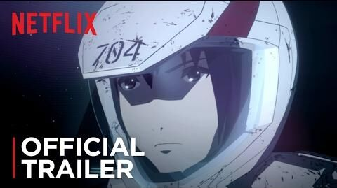 Knights of Sidonia - Season 2 Official Trailer HD Netflix