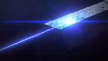 Sidonia fires her Super Hyggs Particle Cannon at G542