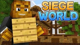 Siege World How to Build Your House + Collect Resources FAST