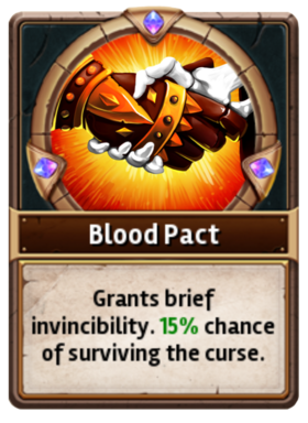 Card BloodPack