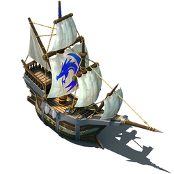 Guild War Ship