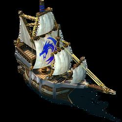 Guild War Ship