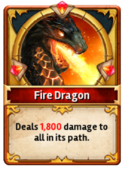 Card Dragon
