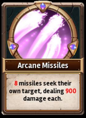 Card ArcaneMissile