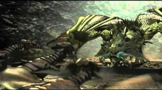 Monster Hunter G - Rathian Ecology
