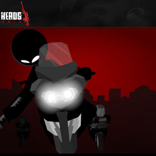 Kiro fighting Yakuza Bikers