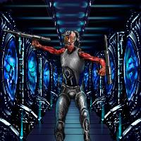 Failed Cyborg Unit