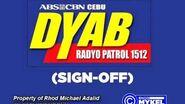 DYAB Radyo Patrol 1512 - Cebu (Sign-Off)