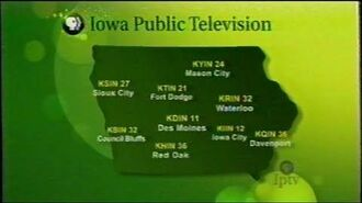 Iowa Public Television Sign Off (KBIN-32, Council Bluffs) (October 29, 2011)
