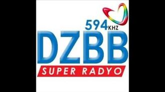 DZBB-AM 594 kHz New Sign-Off 11-15-2015