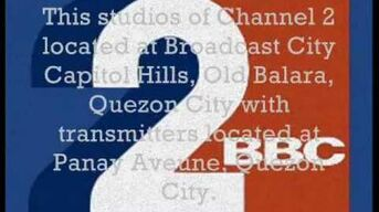 BBC 2 Broadcast City 2 Sign Off (1979) and Philippine National Anthem
