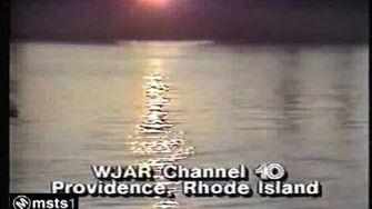 WJAR-TV 10 - Providence - Sign-On - 1987