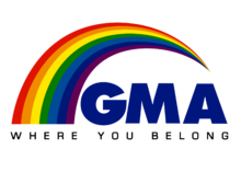 GMA Network 1998 Logo