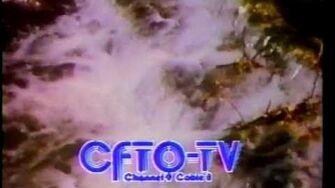 CFTO Toronto 9 Sign-on