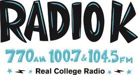 Radio K Logo (KUOM)