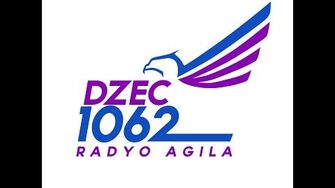 DZEC 1062 kHz RADYO AGILA SIGNING OFF