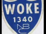 WOKE-AM 1340kHz Sign On and Sign Off