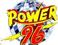 WPOW radio logo
