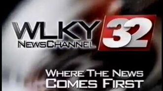 WLKY Newschannel 32 sign off 2001