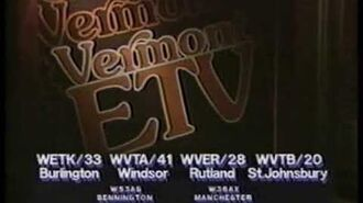 Vermont ETV sign off 1991