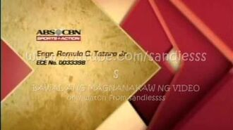 ABS-CBN Sports and Action Channel 23 - Sign on and Sign off 04-NOV 2015