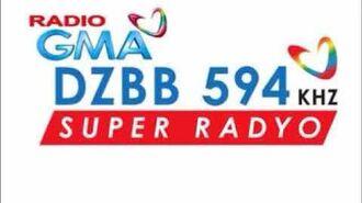 GMA Super Radyo DZBB 594 Sign Off (2017) Close Down