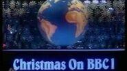 BBC1 xmas Closedown 1974