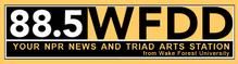 WFDD logo