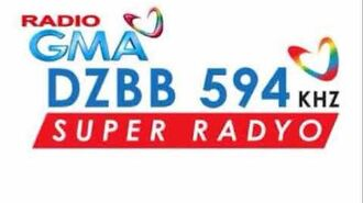 GMA Super Radyo DZBB 594 Sign On (2017) Startup