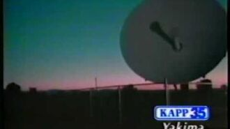 KAPP (ABC) Channel 35 Yakima sign-off from 1993