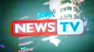 GMA News TV 11 Sign Off 2015