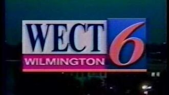 WECT-TV 6, Wilmimgton NC Sign-Off from 4 April 1998