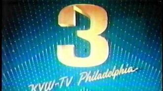 KYW 3- Editorial, Sign-Off, 1986, Philadelphia