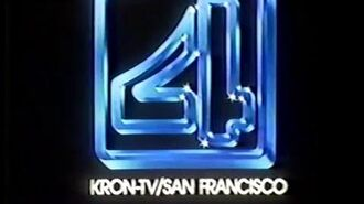 KRON 1981 Sign Off - Channel 4 San Francisco Bay Area, 70s 80s