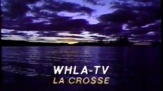 1990 WHA TV PBS Signoff