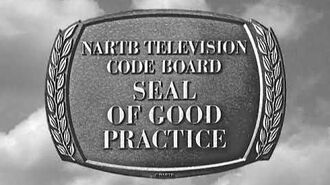 WCBS TV Channel 2, New York City - Early 1958 Sign off Re creation