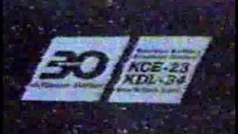 WVIT 30 New Britain CT 1984 Sign On