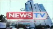 GMA News TV Sign on -16-MAY 2015-
