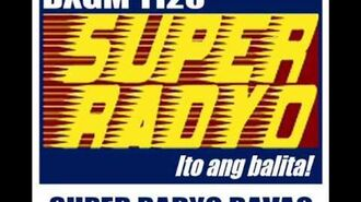 DXGM SUPER DAVAO 1125 SIGN ON