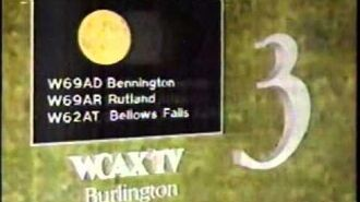 WCAX Sign Off 1987