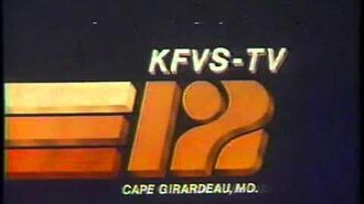 1984 KFVS-12 Station Sign-off & National Anthem