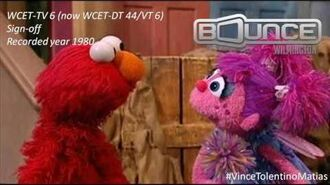 WECT-TV 6 (now WECT-DT 44) Sign-off early 1980s