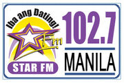 Radio station star fm logo