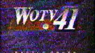 WOTV 41 Sign-off 1993